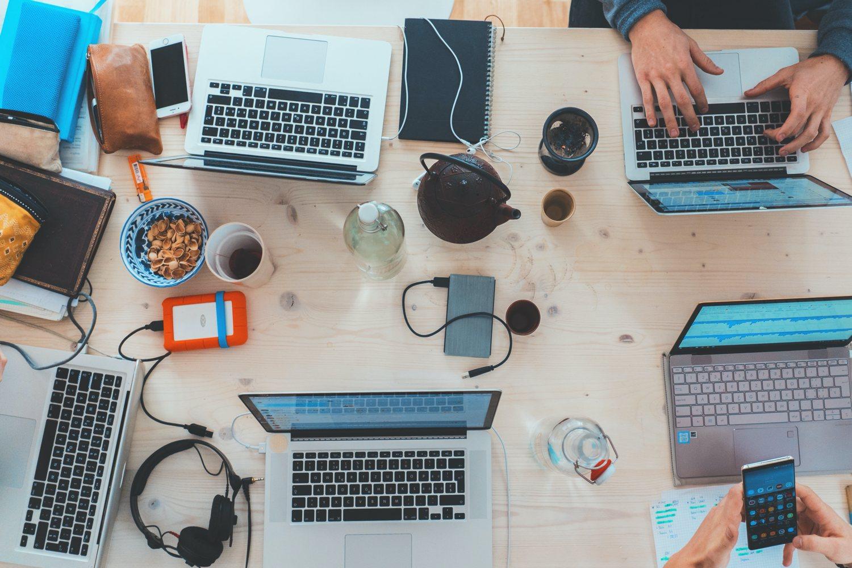 Bild zu Mobile Work und Home-Office